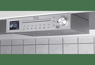 SOUNDMASTER ICD2200 Küchenradio App-steuerbar, Bluetooth, W-LAN Schnittstelle, Silber