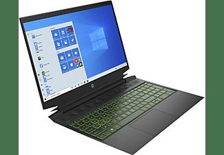 HP Pavilion 16-a0300ng, Gaming Notebook mit 16,1 Zoll Display, Intel® Core™ i7 Prozessor, 8 GB RAM, 512 GB SSD, GeForce RTX 2060 Max-Q, Schwarz