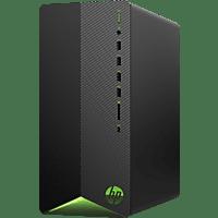 HP Pavilion TG01-1301ng, Gaming PC mit Core™ i5 Prozessor, 16 GB RAM, 256 GB SSD, 1 TB HDD, GeForce GTX 1650, 4 GB GDDR5 Grafikspeicher