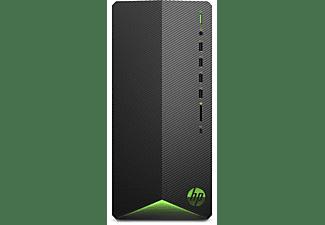 HP Pavilion Gaming TG01-1300ng, Gaming PC mit Core™ i7 Prozessor, 16 GB RAM, 1 TB HDD, 256 GB SSD, GeForce® GTX 1660 Ti, 6 GB GDDR6 Grafikspeicher