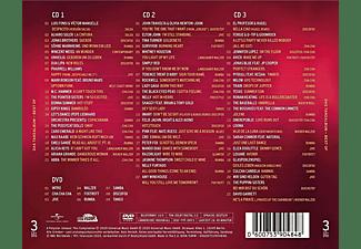 VARIOUS - LET S DANCE - DAS TANZALBUM (BEST OF)  - (CD + DVD Video)