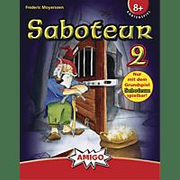 AMIGO Saboteur 2 Kartenspiel Mehrfarbig