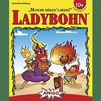AMIGO Ladybohn Kartenspiel Mehrfarbig