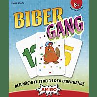AMIGO Biber-Gang Kartenspiel Mehrfarbig