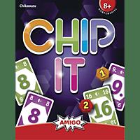 AMIGO Chip It Kartenspiel Mehrfarbig