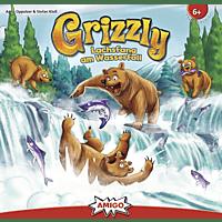 AMIGO Grizzly - Lachsfang am Wasserfall Gesellschaftsspiel Mehrfarbig