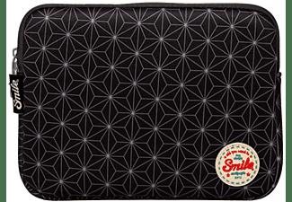 """Funda tablet - Smile Sleeve Neopreno, Hasta 10"""", 25.4cm, Negro"""