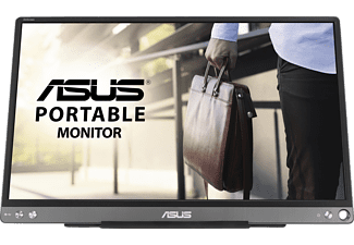 ASUS MB16ACE 15,6 Zoll Full-HD Tragbarer Monitor (5 ms Reaktionszeit, 60 Hz)