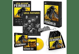Local Bastards - Feindbild (Lim. Boxset)  - (CD)
