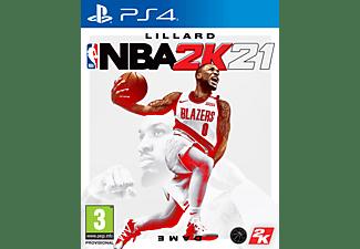 REACONDICIONADO PS4 NBA 2K21