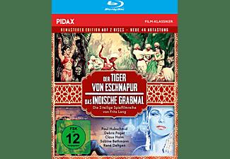 Der Tiger von Eschnapur & Das indische Grabmal Blu-ray
