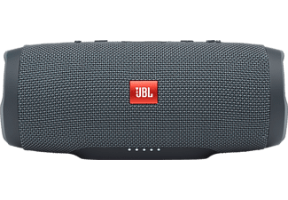 JBL Charge Essential - Bluetooth Lautsprecher (Dunkelgrau)