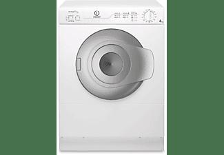 Secadora - Indesit NIS 41 V (EU), Ventilación compacta, 4 Kg, 66 dB, Blanco