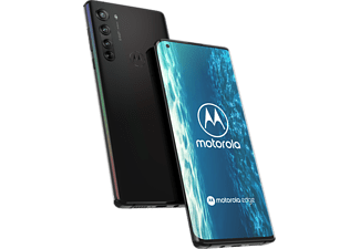 Móvil - Motorola Edge, Negro, 128 GB, 6 GB, 6.7'' Full HD+, Qualcomm Snapdragon 765, 4500 mAh, Android