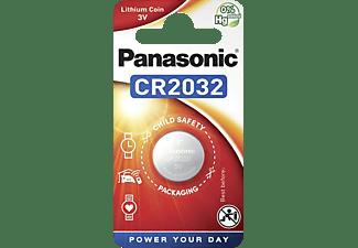PANASONIC 2B380597 CR2032L/1BP CR2032 Knopfzelle, Li-Ion, 3 Volt