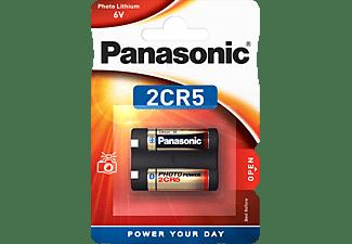 PANASONIC 2B242597 2CR-5L/1BP 2CR5 Batterie, Li-Ion, 6 Volt