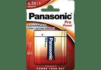 PANASONIC 00255999 3LR12PPG/1BP 4.5 Volt Batterie, Alkaline, 4.5 Volt