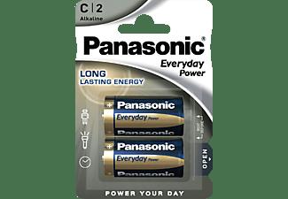 PANASONIC LR14EPS/2BP C Batterie, Alkaline, 1.5 Volt