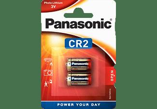 PANASONIC 2B210572 CR2 Batterie, Li-Ion, 3 Volt