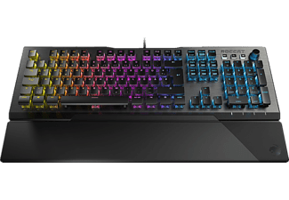 ROCCAT Vulcan 120 AIMO, Gaming Tastatur, Mechanisch, Titan Switch Mechanical taktil