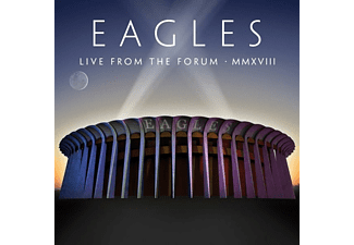 Eagles - Live From The Forum MMXVIII CD
