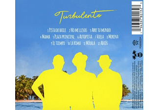Marquess - Turbulento  - (CD)