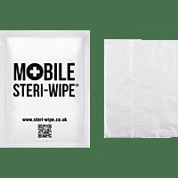 LIQUIDNANO EU-SW12-69090 STERI-WIPE 12ER PACKUNG Desinfektionstuch Weiß