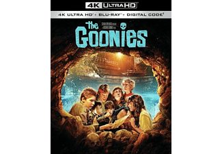The Goonies - 4K Blu-ray