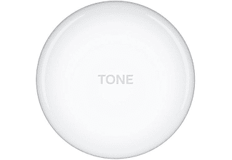 LG TONE Free FN6 (HBS-FN6), In-ear True Wireless Kopfhörer Bluetooth Weiß