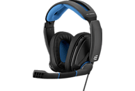 EPOS SENNHEISER GSP 300 , Over-ear Gaming Headset Schwarz/Blau