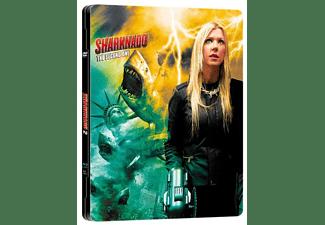 Sharknado 2-Limited Steel Edition [Blu-ray + DVD]