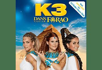 K3 - Dans Van De Farao CD + DVD
