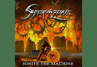 Stormzone - Ignite The Machine  - (CD)