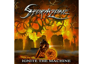 Stormzone - IGNITE THE MACHINE (MIT DOWNLOADCODE)  - (LP + Download)