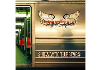 Spread Eagle - Subway To The Stars  - (CD)