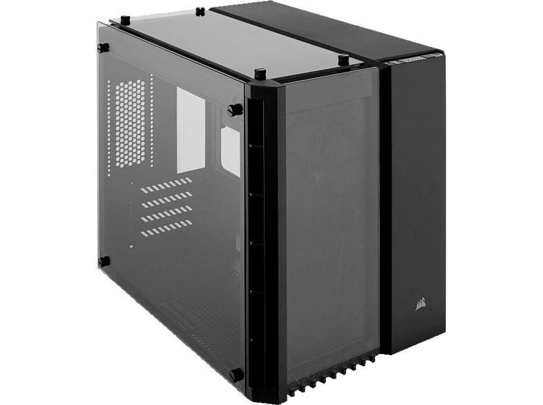 CORSAIR CC-9011134-WW CRYSTAL 280X PC Gehäuse, Schwarz