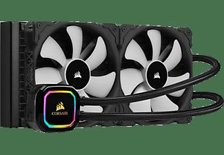CORSAIR iCUE H115i RGB PRO XT CPU Wasserkühler, Schwarz