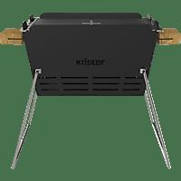 KNISTER 9922 Small Kohlegrill, Schwarz