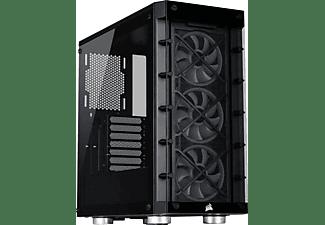 CORSAIR iCUE 465X RGB PC Gehäuse, Schwarz