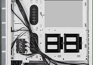 CORSAIR iCUE 465X RGB PC Gehäuse, Weiß