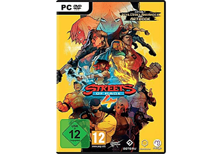 Streets of Rage 4 - [PC]