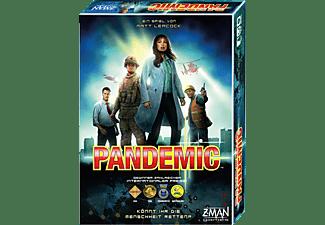ZMAN Pandemic Gesellschaftsspiel Mehrfarbig