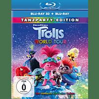 Trolls World Tour (3D Blu-ray) (+ Blu-ray 2D) 3D Blu-ray (+2D)