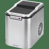 BOMANN EWB 1027 CB Eiswürfelmaschine (150 Watt, Slber)