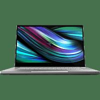 RAZER Blade 15 Studio Edition, Notebook mit 15,6 Zoll Display Touchscreen, Core™ i7 Prozessor, 32 GB RAM, 1 TB SSD, Quadro RTX™ 5000 Studio Edition, Silber