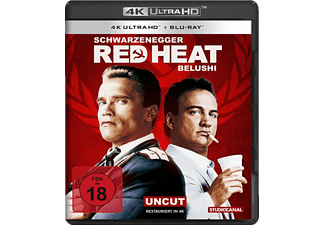 Red Heat/4k Ultra HD 4K Ultra HD Blu-ray