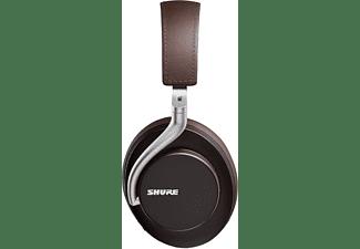 SHURE AONIC 50, Over-ear Kopfhörer Bluetooth Braun