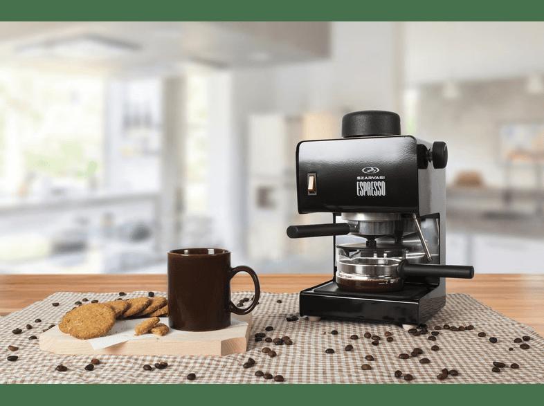 Szarvasi SZV611 Espresso elektromos kávéfőző több színben