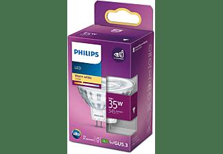 PHILIPS LED Lampe ersetzt 35W LED Lampe GU5.3 warmweiß 6 Watt 345 Lumen