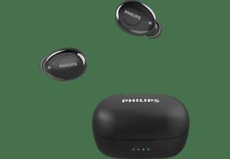 PHILIPS T2205BK/00, In-ear Kopfhörer Bluetooth Schwarz